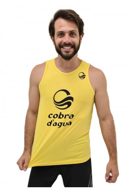 Regata Cobra D'agua Campeão - Amarelo New